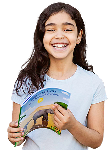 Kiana Sosa Children's book author