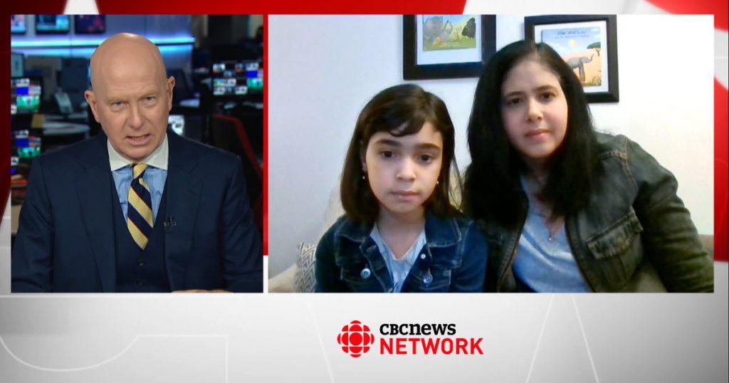 Kiana Sosa CBC News Canada